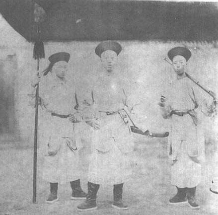 百年中国罕见老照片[组图]