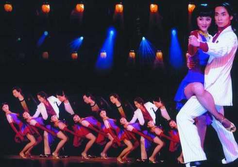 东方歌舞团 东方之珠 玫瑰色的晚风