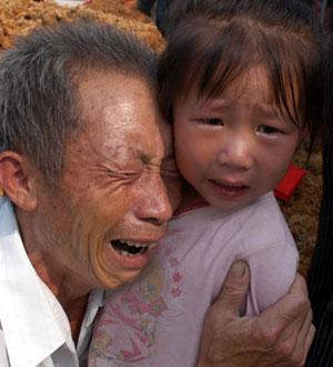 矿工的遇难毁掉的是一个幸福的家庭