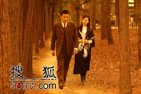 电视剧《暗算》捧红陈数 青衣角色亮相(图)