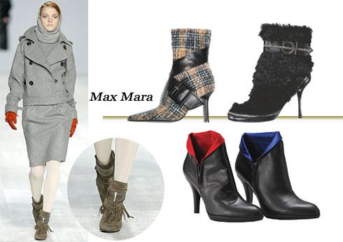 时尚:短靴秀,实力派造型三要点
