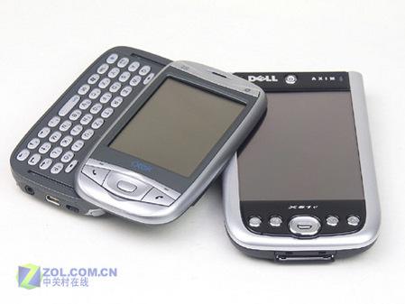 戴尔首款WM5.0产品Axim X51v独家首评