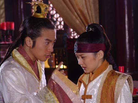 张娜拉 苏有朋出演《刁蛮公主》狂扫四川(图)