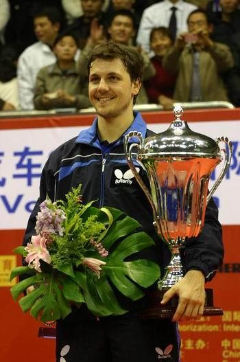 乒联总决赛:波尔再显王者风范 4比1胜塞弗夺冠