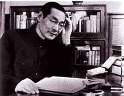 纪念焦菊隐诞辰100周年:军机大臣的后代(图)