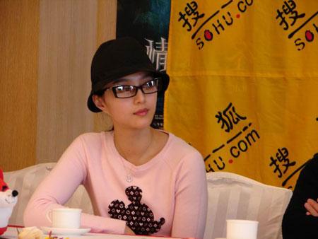 霆锋范冰冰做客 刘镇伟:这是部很写实的电影