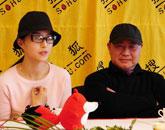 《情癫大圣》刘镇伟范冰冰做客搜狐