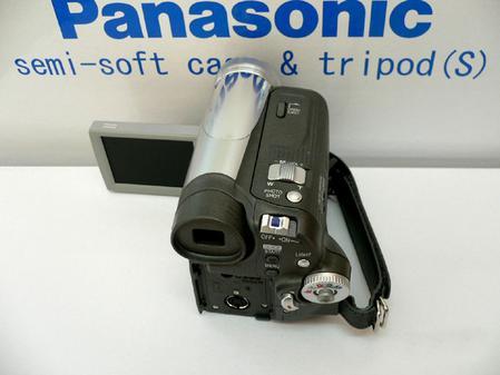 全金属快拍王 松下GS28摄像机降200
