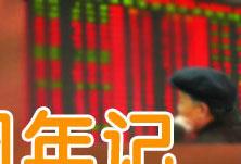 中国股市15年