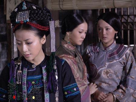 陈紫函化身蒙自美女演绎民族风情组图