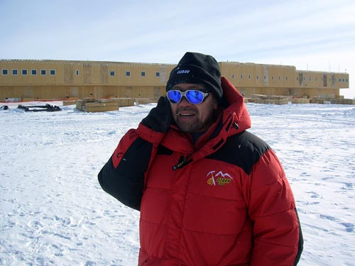 探险队南极点众生相