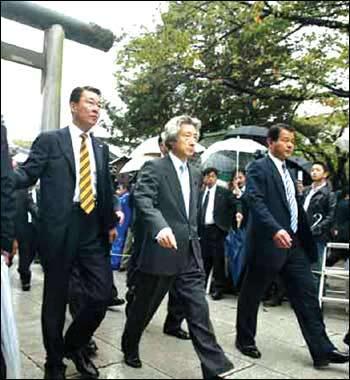 日媒体狠批小泉外交