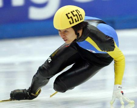 冬奥会项目介绍--短道速滑外国明星