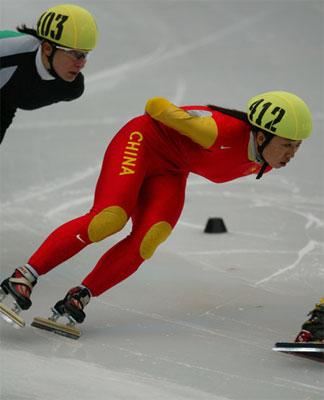 冬奥会项目介绍--短道速滑中国军团