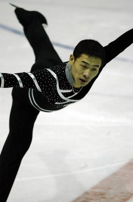 花样滑冰主要中国运动员