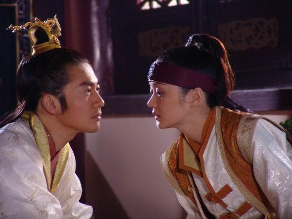 图:《刁蛮公主》精彩剧照-7