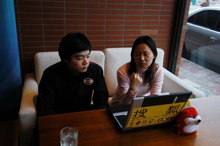 12月23日,台球小将丁俊晖做客搜狐,畅谈英伦训练生活,展望下步目图片