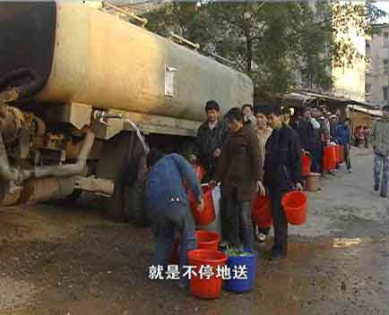 广东北江下游净水中 镉污染含量已降低20%(图)