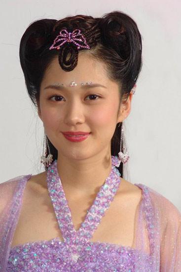 """组图:""""刁蛮公主""""张娜拉服装秀"""