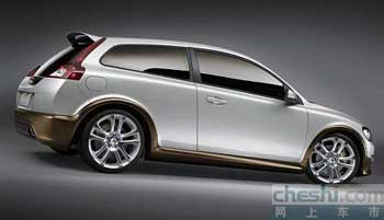 VOLVO全新入门车款C30 明年正式问世