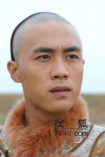 杜淳饰康熙2