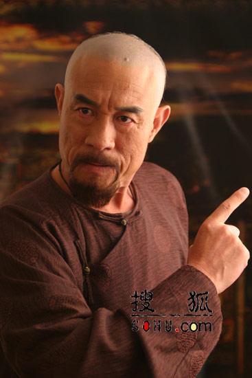 《大河颂》精彩剧照:杜志国饰于成龙2
