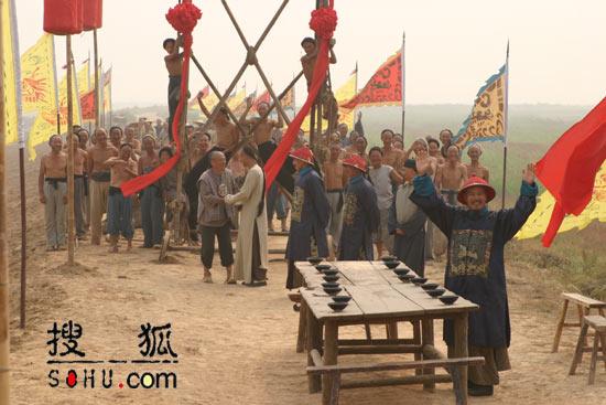 《大河颂》精彩剧照:黄河清天下靖