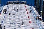 自由式滑雪场馆