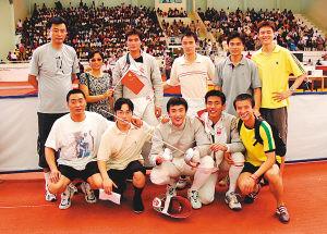 中国剑客出征击剑世锦赛 男花新生代最引人注目