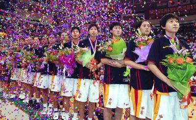 CCTV体坛风云人物(2005年度)-青年女篮