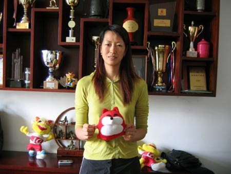 CCTV体坛风云人物(2005年度)-肖爱华