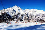 高山滑雪场