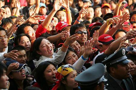 盛名之下其实难符 中国站何时才是车迷的乐园?