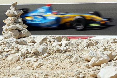 """巴林国际赛道:F1""""二年级生""""献上的出色答卷"""