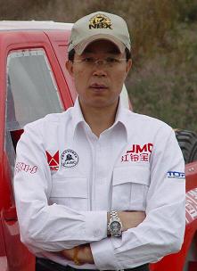 江铃车队车手陈和皇简介