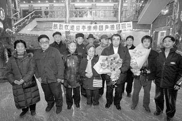 侵华日军后代欲为重庆大轰炸受害者索赔(图)