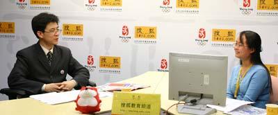 实录:盖伦国际教育机构总裁田广军做客搜狐