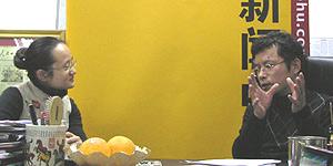 《南方都市报》副总编辑夏逸陶