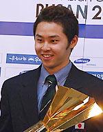 CCTV体坛风云人物(2005年度)-北岛康介