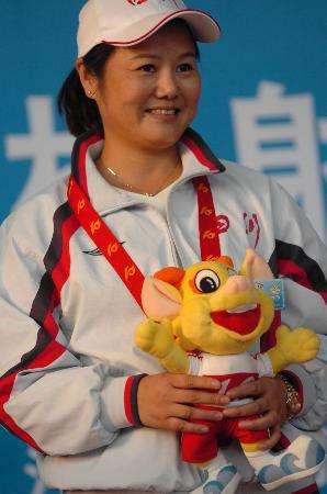 CCTV体坛风云人物(2005年度)-张山