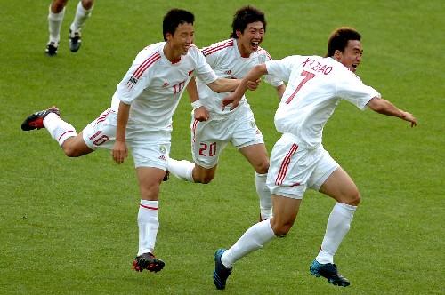 CCTV体坛风云人物(2005年度)-中国U19男足