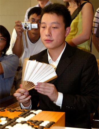 CCTV体坛风云人物(2005年度)-古力