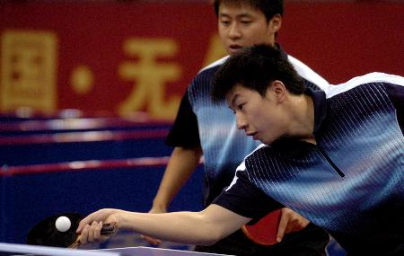 CCTV体坛风云人物(2005年度)-马龙