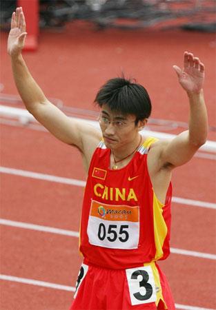 CCTV体坛风云人物(2005年度)-胡凯