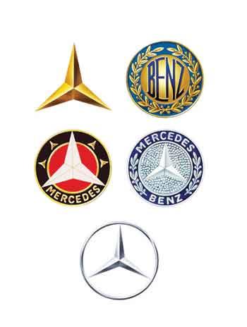 星徽照耀中国—梅赛德思-奔驰的品牌故事