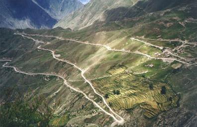 通向天堂--进藏公路全攻略[图]
