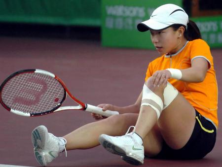 女子网球运动员_中国女子网球运动员终于受到世人重视﹗﹗﹗