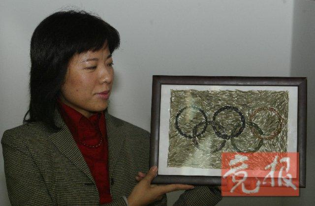 中国茶想进北京奥运礼品柜 与奥林匹克存在共性