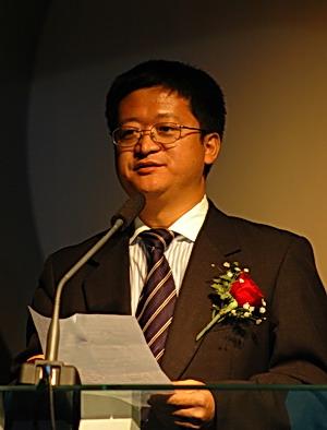搜狐国美2005手机盛典:搜狐总编李善友先生致辞