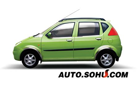 独家消息:赛豹降7000 推新车仅售7.98万